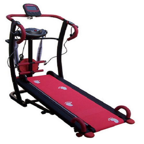 Manual Treadmill ( Six-Function )